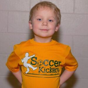 Soccer Kickers shirts